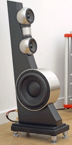 Anthony Gallo Reference 3 - fantastic speakers, and fairly affordable as well. I was one of the first in Norway that got a pair, they have been a part of my audio-rig since 2005.