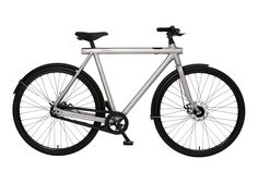 This Crazy Keyless City Bike Could Bring Smart Tech To Cyclists - Core77