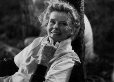 Katharine Hepburn in On Golden Pond (1981)