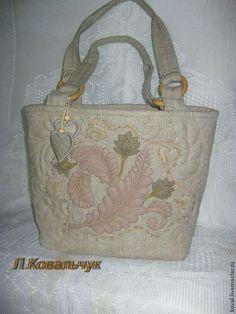 26f5d46f4ad6 Женские сумки ручной работы. Ярмарка Мастеров - ручная работа. Купить  Льняная сумка