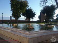 www.hotelbjvittoria.it #giardinipubblici #cagliari #sardegna #italy #bellagiornata #sun #verde #tranquillità #