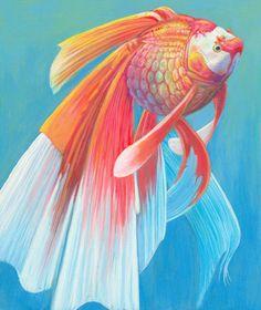poisson par CSImaginings