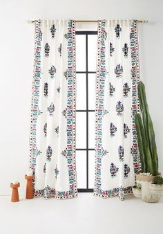 Shop the Embroidered Esther Curtain and more Anthropologie at Anthropologie. Read reviews, compare styles and more.