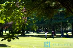 Eastmoreland Golf Course. Come for the golf, stay for the scenery! Located in the Eastmoreland Neighborhood, Portland, Oregon. Photographed by @KandyPhoto