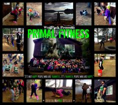 ordinary people doing extraordinary things! How amazing is Primal Fitness class?! Human beings from age 5 to 60 all working & playing alongside each other while utilizing the beautiful gift of movement in a loving, supportive environment.  For those who have not experienced Primal Fitness class yet, it takes place every Sunday at 9 am and it's open to the public/all fitness levels for just $5!!