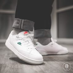 Nike Grandstand II Premium: White