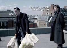 Ordinary Sherlock. MUST repin every time I see this baby.