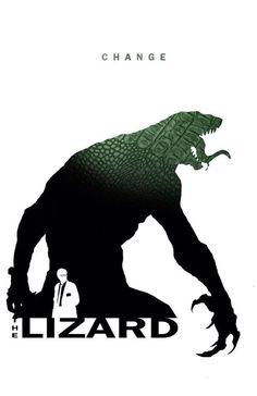 Lizard - Change By Steve Garcia