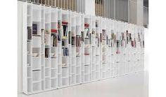 MDF Italia Random kast - Google zoeken kost in Friesland ca 1200 per unit van 81 cm breed en 216 lang; we hebben er dan 12 nodig