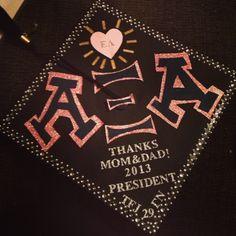 my graduation cap :)