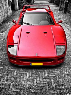 Ferrari F40 ♪•♪♫♫♫ JpM ENTERTAINMENT ♪•♪♫♫♫