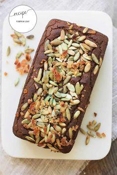 Gluten Free Pumpin Loaf | Henry Happened  ☀CQ #GF #glutenfree #GlutenFree #recipes