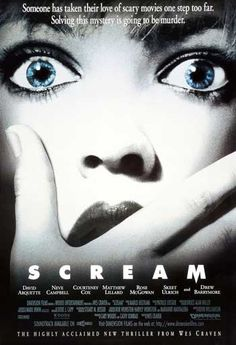 25thframe.co.uk film of the day Sunday 10th August http://www.25thframe.co.uk/detail_page.php?rimage=scream~1997