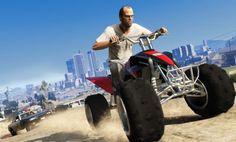 Inside Google. La saga de Grand Theft Auto. El nuevo GTA V.