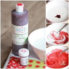 How to Color Icing Red {& Decorated Christmas Cookies}. Tips on Coloring Icing Red ~ Sweetopia