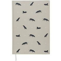 Sophie Allport A5 Hardback Labrador Notebook ($20) ❤ liked on Polyvore featuring home, home decor and stationery