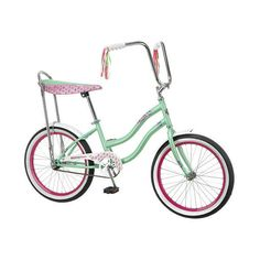 Girls' 20 Inch Schwinn Mist Polo Bike Pacific Cycle (505 BRL) ❤ liked on Polyvore featuring filler and toys