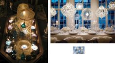 Elegant Tablescapes for Parties   Are you hosting a Hanukkah party or other non-Christmas holiday party ...