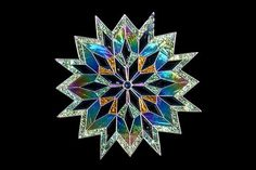 Designed by Truckee artist JoAnne Pohler, stained glass starbursts/snowflakes can be purchased at the shop in downtown Truckee or custom designed to suit your vision. Prices start at $175.