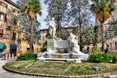 Monumento a Giovanni Battista Pergolesi 1