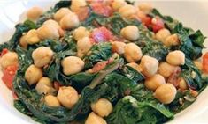 Vegetarian Moroccan Tajine starring Swiss chard, dates, chick peas and raisins.This Swiss chard Tajine is a complete main course, and Gluten-Free to boot! Jewish Recipes, Raw Food Recipes, Vegetable Recipes, Vegetarian Recipes, Cooking Recipes, Eastern European Recipes, European Cuisine, Chickpeas Benefits, Raisin Recipes