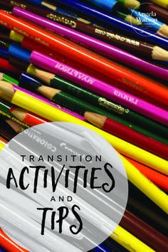 Transition Activitie