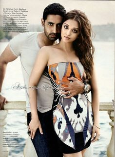 Mr. and Mrs. Bachchan