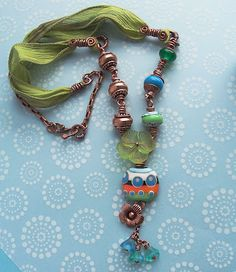 Another fun use of a lentil bead from the BSBP