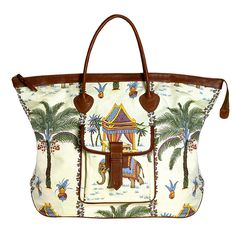 Bag made of jim thompson fabric textiles pinterest bag for Home decor 756 lemay ferry