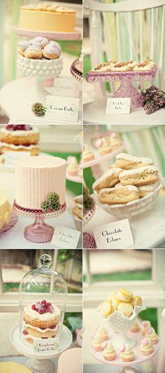 Inspiração: Chá parisiense | Blog de Casamento