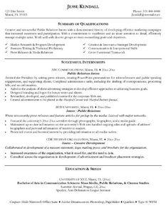 resume objectives for internships httpgetresumetemplateinfo3702 resume - Optimal Resume Everest