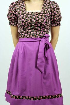 8d95b400c269 Vintage Dirndl Pink