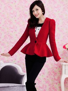 http://hautecouturegirls.com/collections/womens-jackets-and-coats/products/new-winter-warm-v-neck-one-button-slim-short-coat