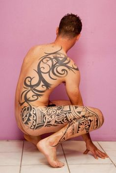 hot guys with tattoos and scruff! Hot Tattoos, Body Art Tattoos, Tribal Tattoos, Sleeve Tattoos, Tattoos For Guys, Tatoos, Geometric Tattoos, Los Mejores Tattoos, Hot Guys