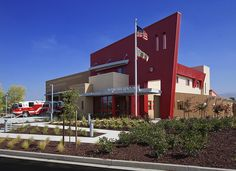 fire stations architecture - Google Search