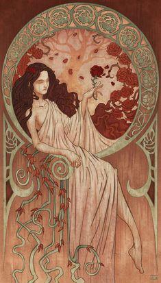 The Art of Alphonse Mucha