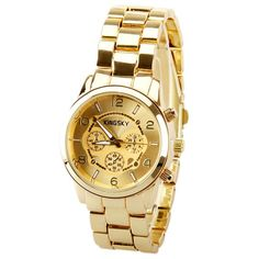 ead312e77b4 Kingsky Quartz Watch with 5 Numbers and Rectangls Indicate Steel Watch Band  for Women. NDZH Nad · Watches