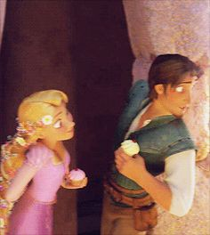 sunnyprincessbird: hardcoretangled: I found this part so cute and adorable who agrees with me infinitely adorable best moment ever