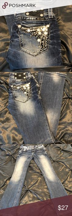 b508239ab432 I just added this listing on Poshmark: Miss me boot cut jeans. #shopmycloset