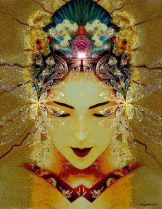 La  verdad está en ti..  ¿Qué es ser genuino?...Mantenerse fiel a uno mismo hasta el final. El ser...Tu  verdadero yo, esa esencia divina que todos tenemos..es tu origen. Que lo falso de este mundo no te envuelva en sus mentiras. Solo en ti está el secreto de todos los tiempos, de todas las vidas. La verdad que tanto se busca no está fuera, está dentro de ti.  Liria Candela