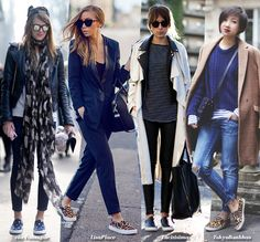 How to Wear Slip-Ons: #2 Basics