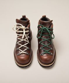 TANNER MEETS DANNER – THE MOUNTAIN TRAIL LEFT BANK BOOT