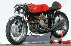 250 cc Hailwood 4T