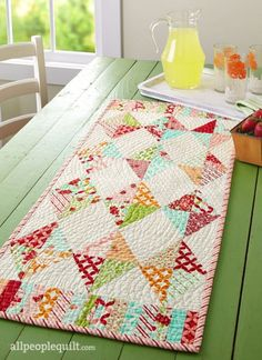 See the featured projects and web-exclusive patterns from the /Quilts and  More/ Summer 2016 issue.