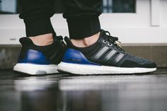 3508a88e6048 adidas Ultra Boost – Black   Blue Review