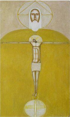 Natalya Rusetska New Testament Trinity
