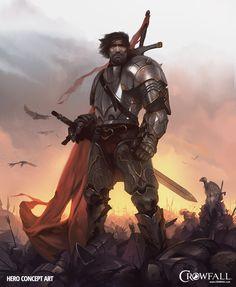 Crowfall - Throne War MMO | Halup