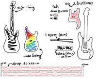 sew purse guitar