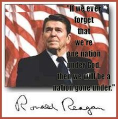 ronald reagan memorial day speech text