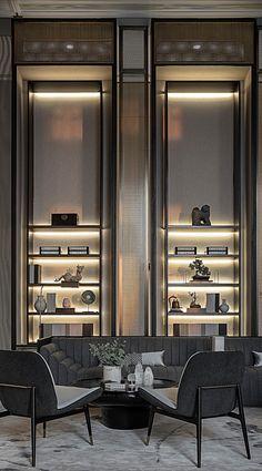 高端室内设计|样板房设计|豪宅设计|售楼处设计|会所设计|吴滨-无间设计
